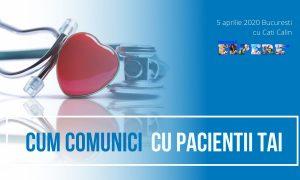 Cum comunici cu pacientii tai workshop ESPERE cu Cati Calin