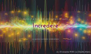 Meditatie incredere