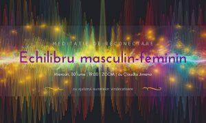 Meditatie cu sunete vindecatoare echilirbu masculin-feminin