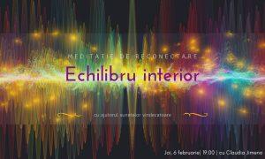 Mediatie cu sunete vindecatoare echilibru interior