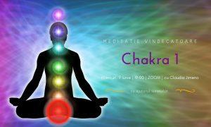 Meditatie cu sunete vindecatoare chakra 1