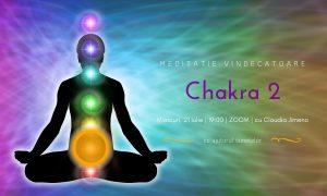 Meditatie cu sunete vindecatoare chakra 2