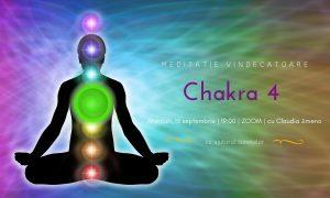 Meditatie cu sunete vindecatoare chakra 4