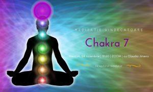 Meditatie cu sunete vindecatoare chakra 7